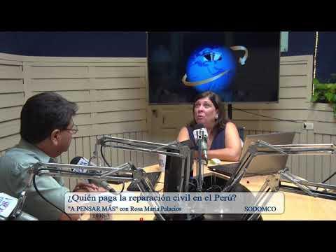 RMP: ¿Quién paga la reparación civil en el Perú?