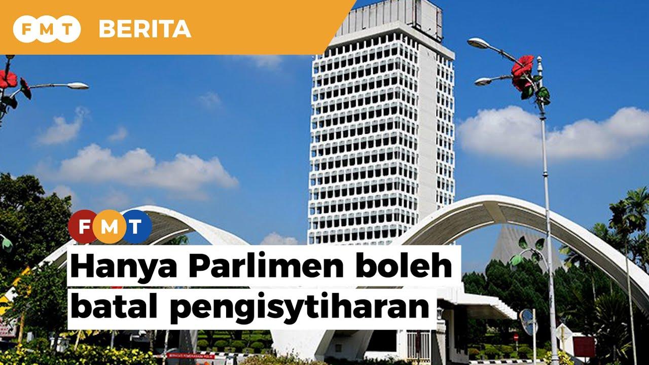 Hanya Parlimen boleh batal pengisytiharan, Ordinan Darurat, kata peguam