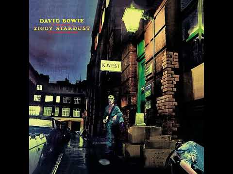 David Bowie - Ziggy Stardust..Lp Discussed with archive interviews - Radio Broadcast 20/04/2019