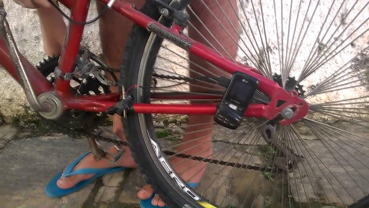 La Física De Las Bicicletas: Celular Que Carrega Na Bicicleta
