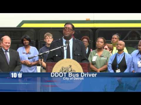 DDOT Announces Largest Service Expansion in 20 Years