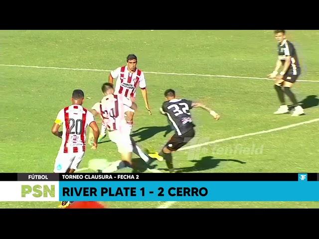 Clausura - Fecha 2 - River Plate 1:2 Cerro
