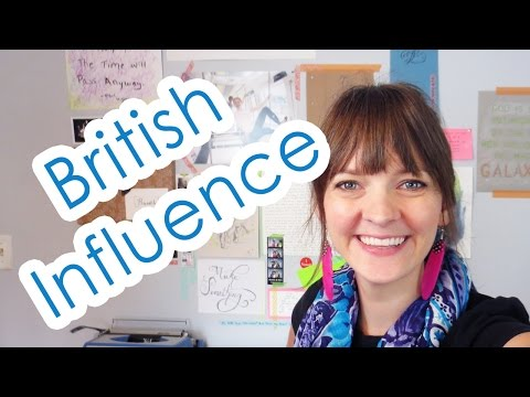 British Influence | Kris Kandel