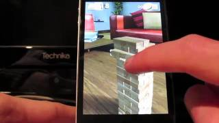 iPhone App Review Jenga HD