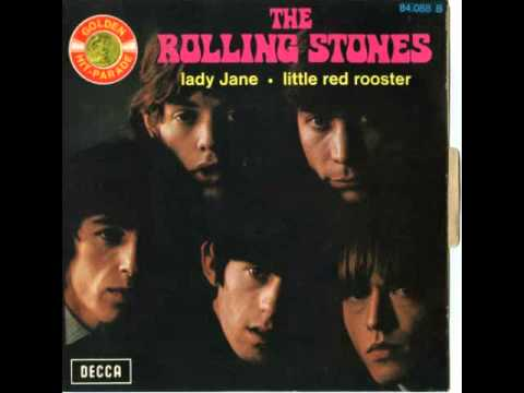 Lady Jane - Rolling Stones - Fausto Ramos