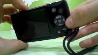 canon Digital IXUS 185 Обзор новый Цифровой фотоаппарат (распаковка)