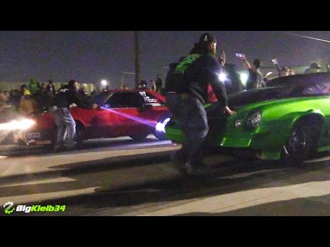 Real and Raw Houston Street Racing