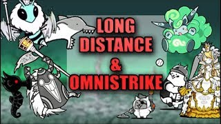 The Battle Cats - Long Distance & Omnistrike Explanation
