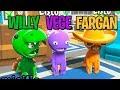 VEGETTA VS WILLY VS FARGAN | PARTY PANIC