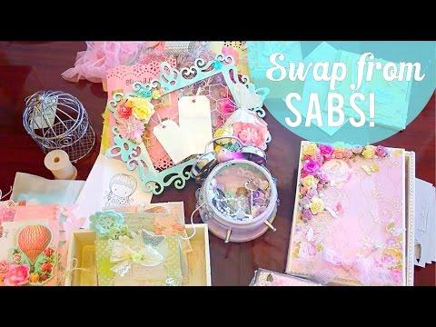 GORGEOUS swap w/Sabrina!!! Pt3