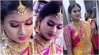 Beautiful Engagement | Muhurtham HD Make up By Naturals Lounge| Lockdown Bridal Makeup