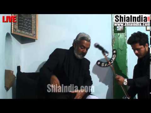 26th Safar Majlis at Choti Qaiser Manzil 1436-2014-15