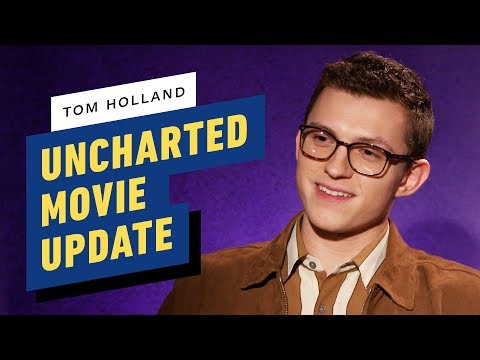 Tom Holland Says Uncharted Has a Solution to the Video Game Movie Problem