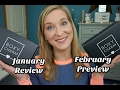 Boxycharm February Preview & January Review