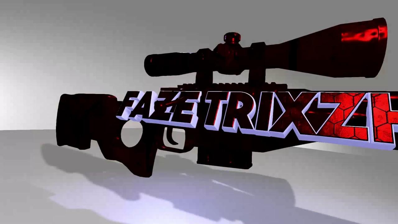 FaZe TrixZhotZ 500 Subscribers Montage