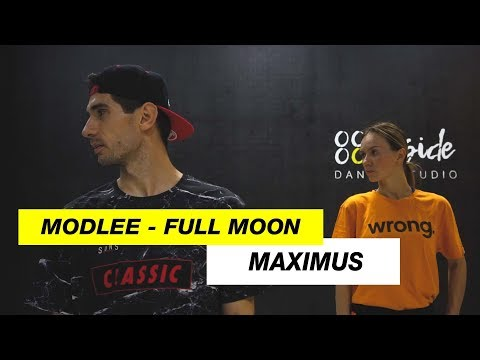 Modlee - Full Moon   Choreography by  Maximus   D.Side Dance Studio