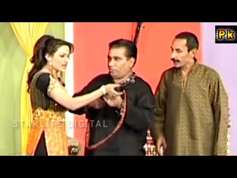 Best of Iftekhar Thakur and Nasir Chinyuti Full Comedy Funny Clip | Pk Mast