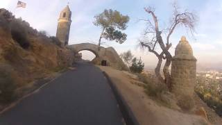 Mt Rubidoux Time Lapse with Gopro 2 Riverside, CA