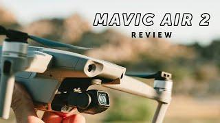 DJI Mavic Air 2 In-Depth Hands-On Review
