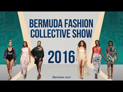 Bermuda Fashion Collective Show, November 2016