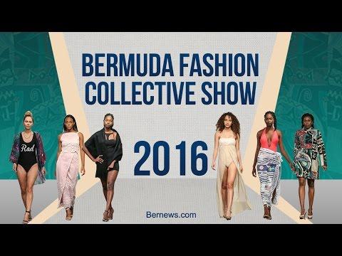 Bermuda Fashion Collective Show, November 2016