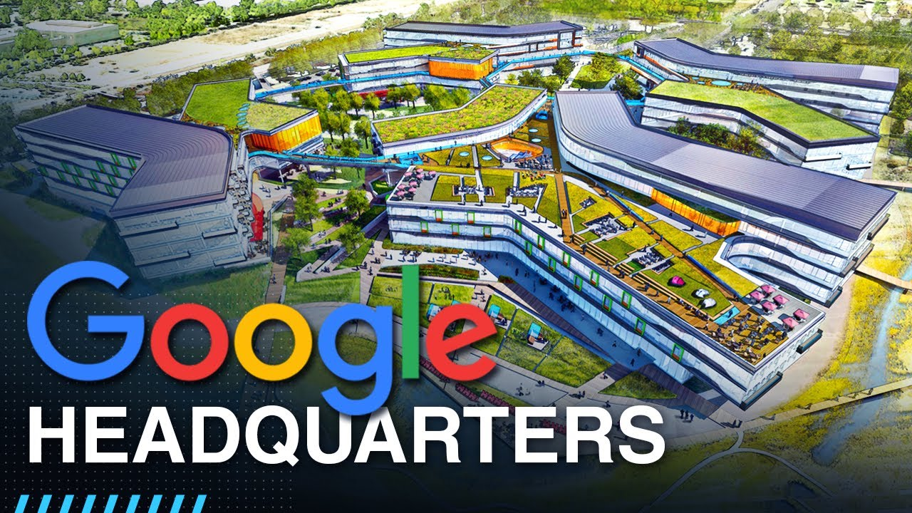 Download Inside Google's Massive Headquarters