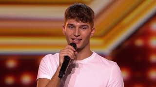 Elliot Horne Is Far From Lost With A Shawn Mendes Classic  Auditions Week 4  The X Factor Uk 2018