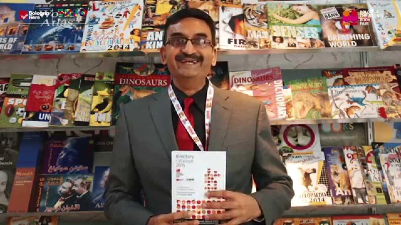 Hello From 2015 Bologna Childrens Book Fair International