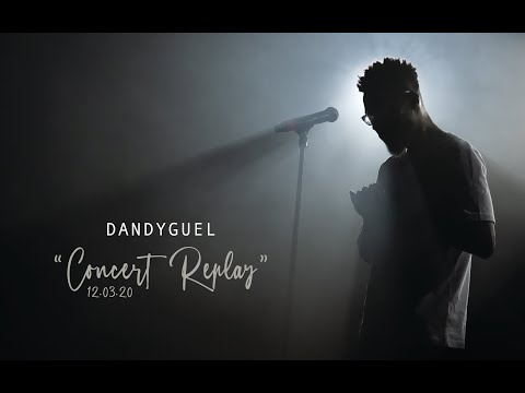 Youtube: Dandyguel on stage Paris : 12.03.20