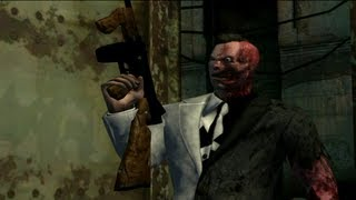 Batman: Arkham City Lockdown - Live Action Two-Face Boss Fight Gameplay Video