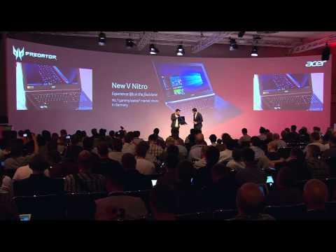 Acer Aspire V Nitro 15-17 ตัวใหม่ มี USB 3.1 , ชุด Cooling ใหม่ สเปคแรงกว่าเดิม