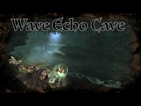 D&D Ambience - Wave Echo Cave [Requested]