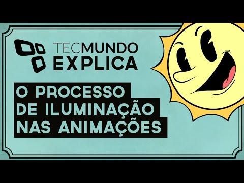 TecMundo Explica: O processo de iluminação nas animações