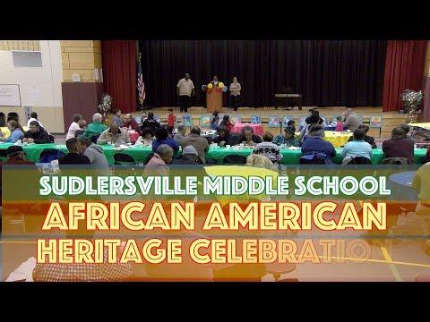 Sudlersville Middle School  African American Heritage Celebration 2019
