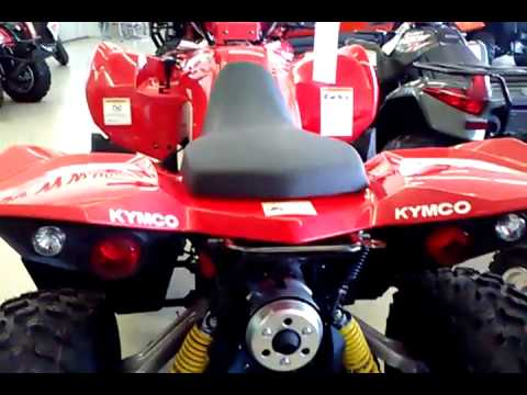 2012 kymco maxxer 450i 4x4 youtube. Black Bedroom Furniture Sets. Home Design Ideas