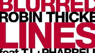 Robin Thicke vs Madonna - Blurred Lines of Music