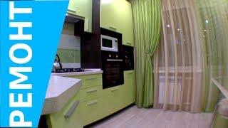 Ремонт кухни 7.5 метров | Часть 2 | Окончание работ, обзор новой кухни