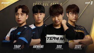 [ENG] 2021 GSL S1 Code S RO16 Group D