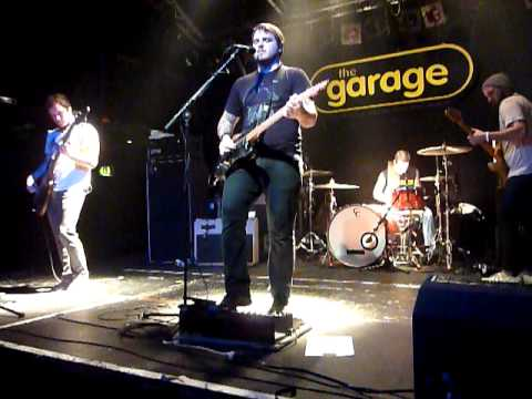 Thrice: A Song For Milly Michaelson  Glasgow Garage 19012010