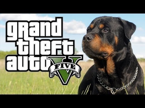 Gta 5 Gameplay Story Mode Mision #5 Chop (Grand Theft Auto