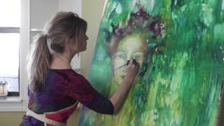 An Interview with Visionary Artist Flora Aube thumbnail