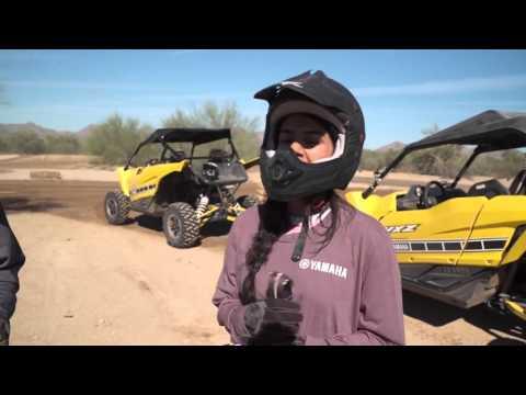 Yamaha YXZ1000R Arizona Demo Drive First Impressions
