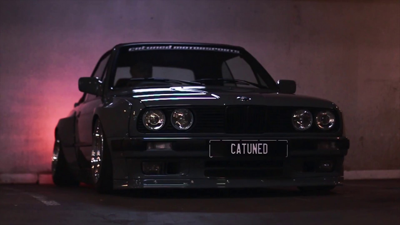 Widebody E30 Rhd Vert Youtube