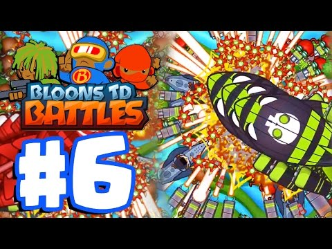 MOST IMPORTANT BATTLE EVER!! | Bloons TD Battles Gameplay Walkthrough Part 6