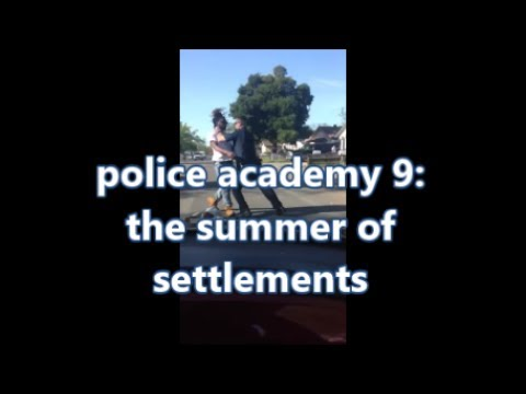 police academy 9: the summer of settlements