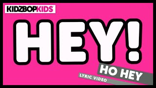 Watch Kidz Bop Kids Ho Hey video