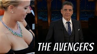 Craig Ferguson - The Avengers Monologue