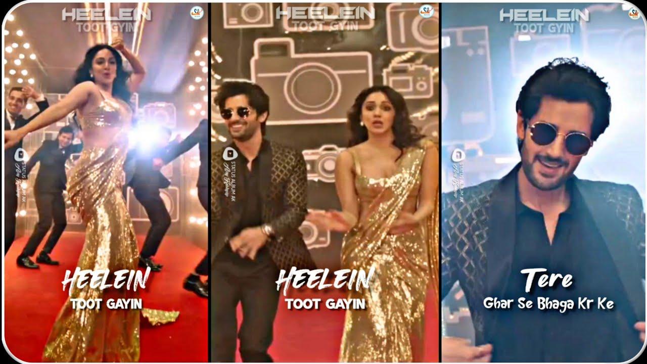HEELEIN TOOT GAYI Full Screen Status :Indoo Ki Jawani |Badshah, GuruRandhawa, KiaraA | StatusAlbumAk