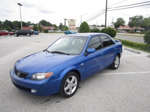 Exceptional SOLD 2003 Mazda Protege ES 5 Speed Manual Loaded Meticulous Motors Inc  Florida For Sale