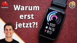 Huawei Watch Fit: Die Smartwatch Überraschung 2020? - Test